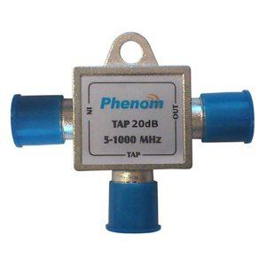 Tap Tipo T 20dB 1Ghz Phenom