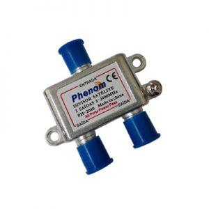 Divisor Phenom 2 Saídas 5-2400Mhz