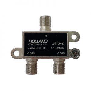 Divisor Holland 2 Saidas 5-1002 Mhz