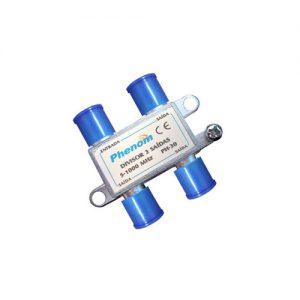Divisor Phenom 3 Saídas 5-1000Mhz