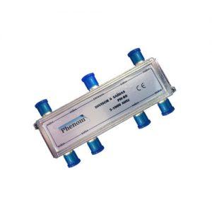 Divisor Phenom 6 Saídas 5-1000Mhz