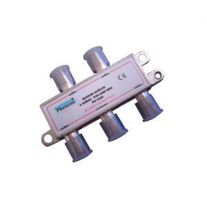 Divisor Phenom Satélite 4 Saídas 950-2400Mhz