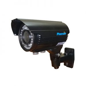 Câmera Digital Bullet 1/3″ HDIS 860TVL IR 40m Varifocal 2,8-12mm