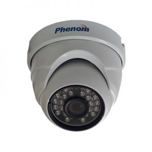 Câmera Digital Dome 1/3″ HDIS 720TVL IR 20m Lente 2,8mm