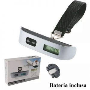 Balança Digital Portátil De Mão Mala Bagagem Até 50kg – T1