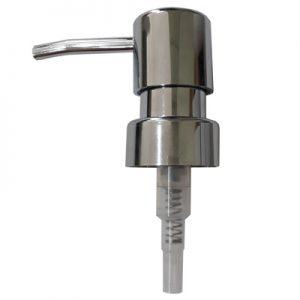 Válvula Pump Sabonete Líquido Cromada 28mm T54