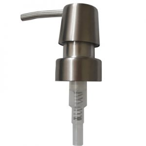 Válvula Pump Sabonete Líquido Inox 28mm T55